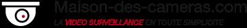 Logo Maison-des-cameras.com